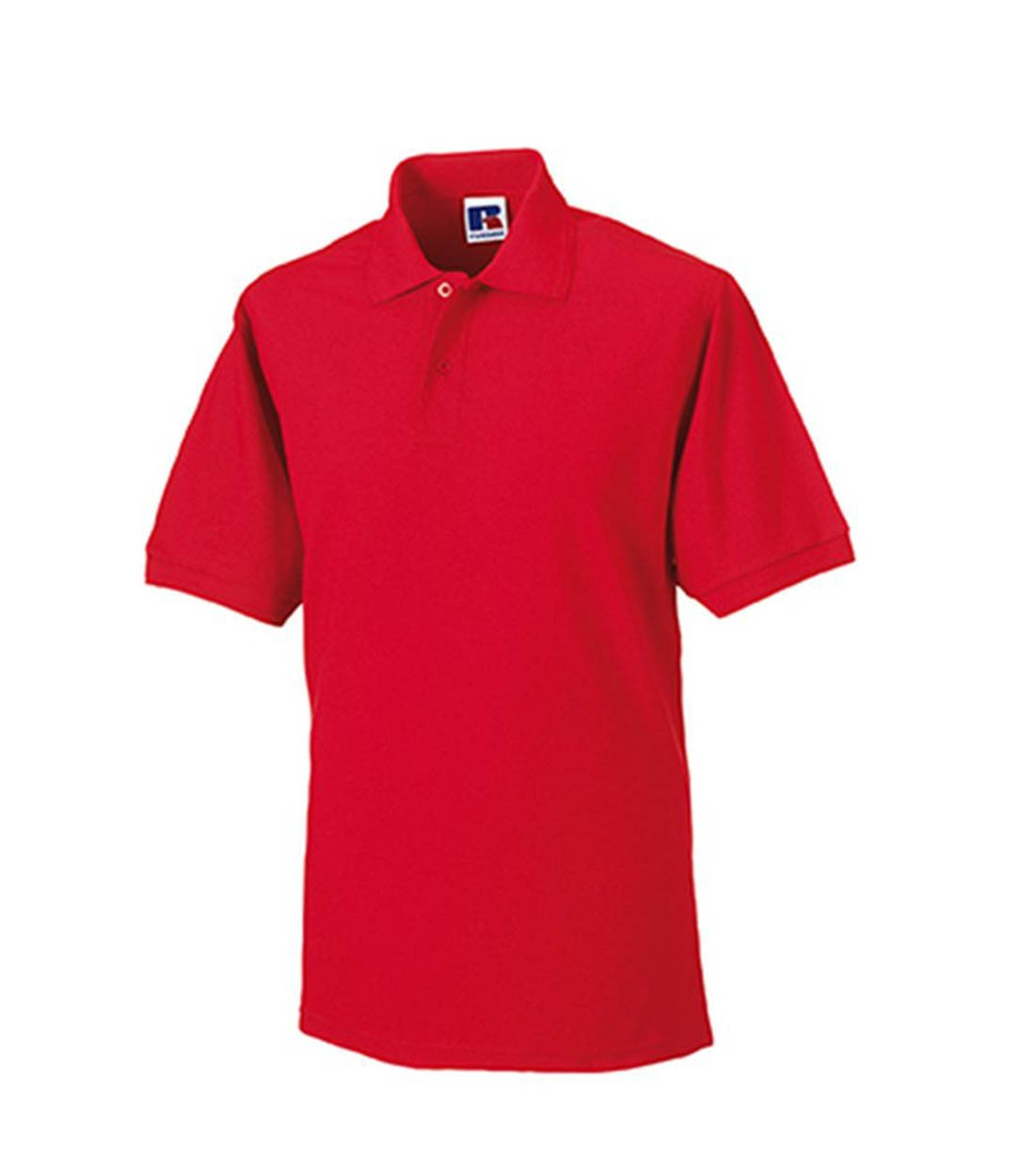 c4c76d33 Russell Workwear 599M Hardwearing Pique Polo Shirt - Plain Poly ...