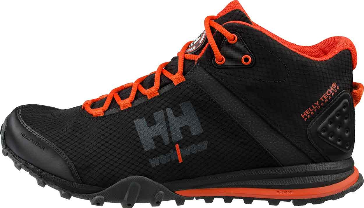 7f33195deb1 Helly Hansen Rabbora Trail Mid Ht Ww - Non-Safety Work Boots & Shoes ...