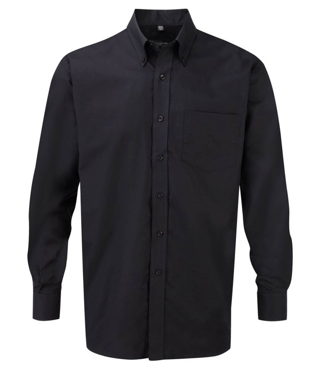 993b6bbf2ad Russell Collection 932M Oxford Long Sleeve Shirt - Long Sleeve ...