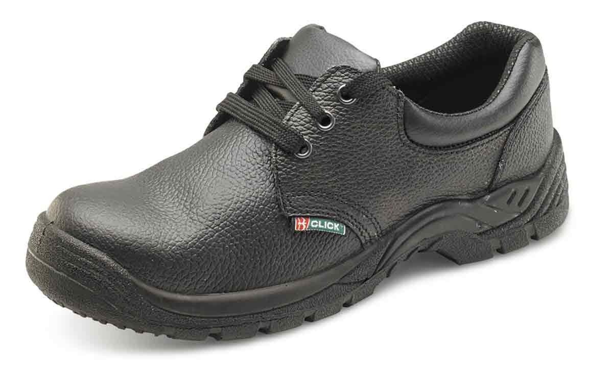 Click Dual Density Trainer Safety Boot Black - Size 10 2i0Kp