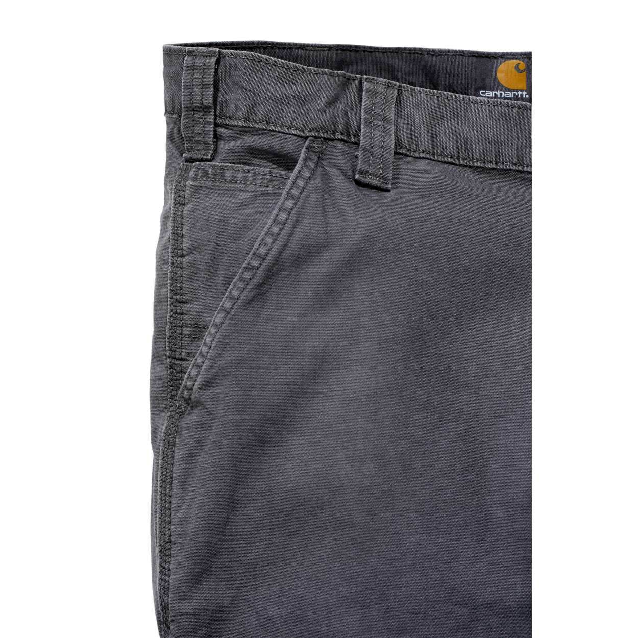 f4217bb48d3 Carhartt 102291 Rugged Flex Rigby Dungaree - Work Trousers - Workwear -  Best Workwear
