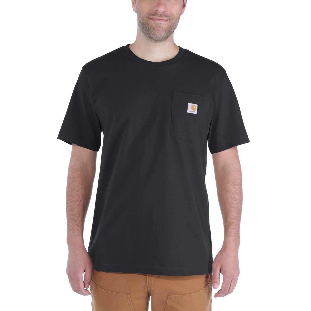 outlet store new list high quality guarantee Carhartt 103296 Workwear Pocket T-Shirt S/S - Workwear Polo ...