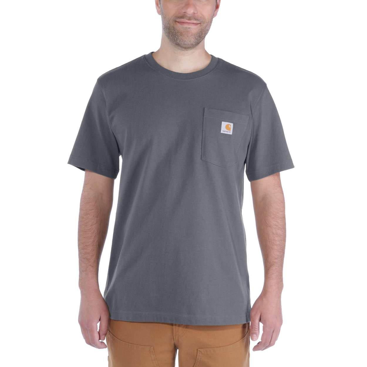 a70d8f1987 Carhartt 103296 Workwear Pocket T-Shirt S/S - Workwear Polo Shirts ...