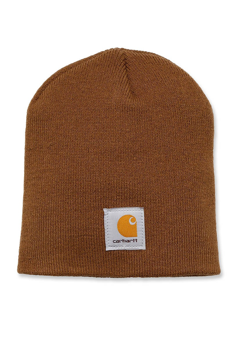8133f37ef Carhartt A205 Acrylic Knit Hat - Knitted Hats Fleece Hats and ...