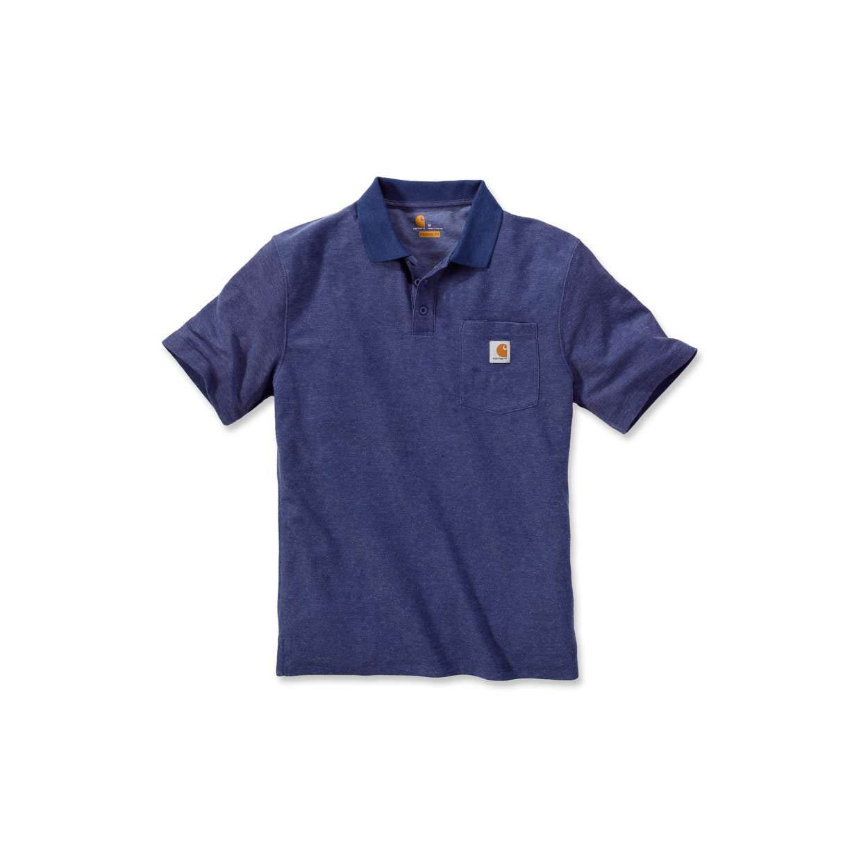 561f4ffb Carhartt K570 Contractor's Work Pocket Polo - Workwear Polo Shirts ...
