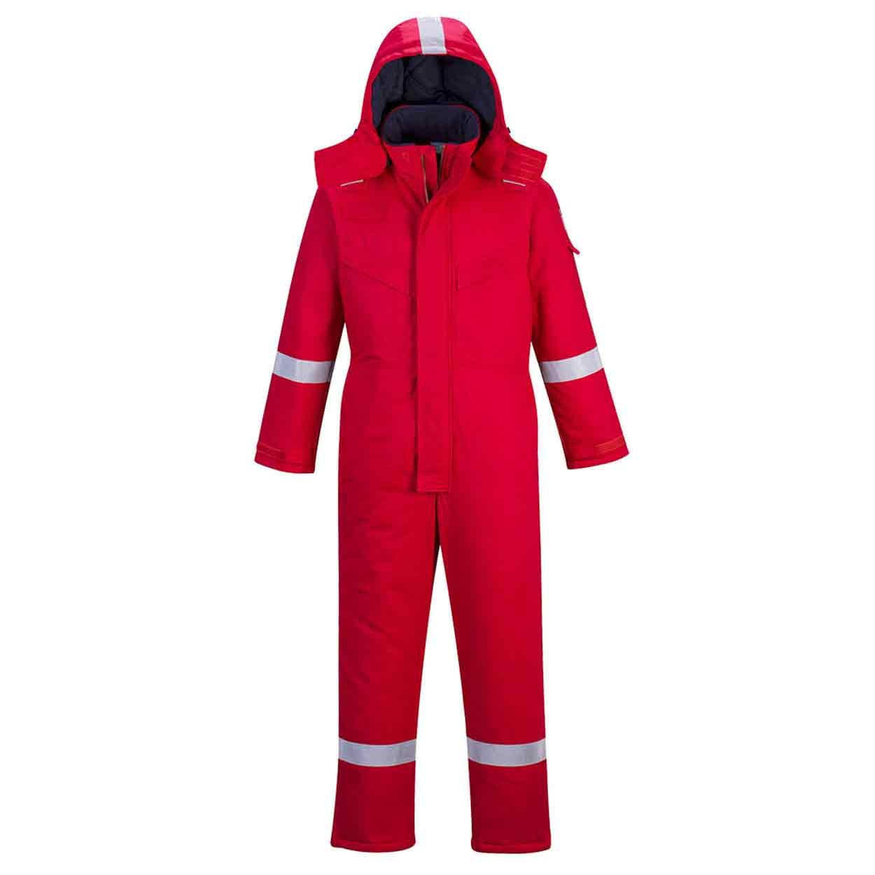 122a52349203 Portwest FR53 FR Anti-Static Winter Coverall - Boilersuits ...