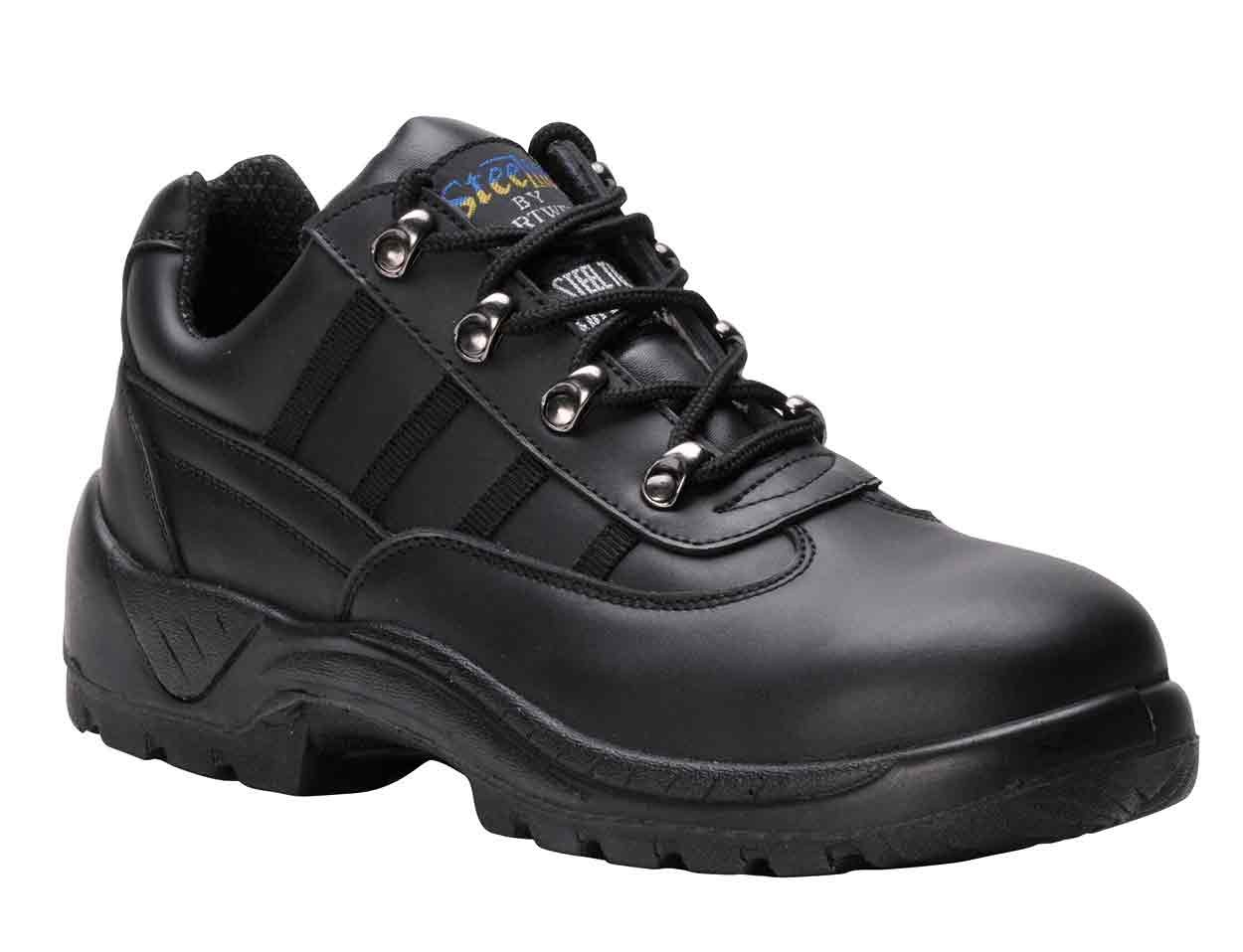 46769adb767 Portwest FW25 Safety Trainer S1P - Safety Shoes and Trainers - Mens ...