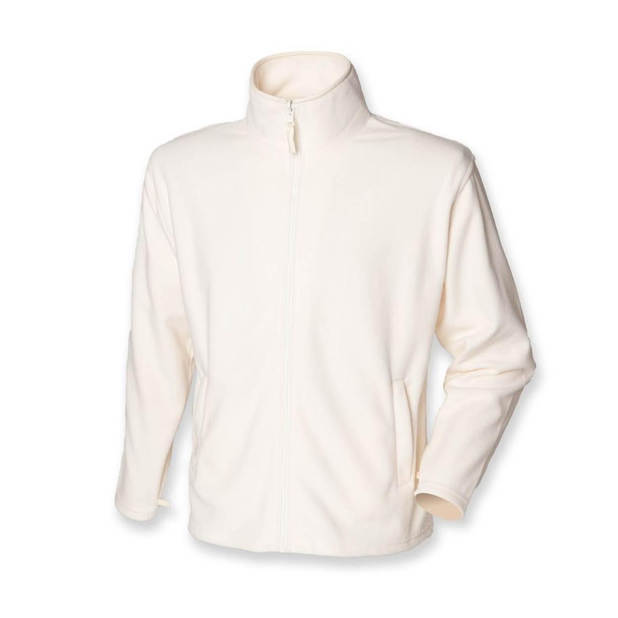 Henbury H850 Micro Fleece Jacket - Mens / Unisex Fleece Jackets ...