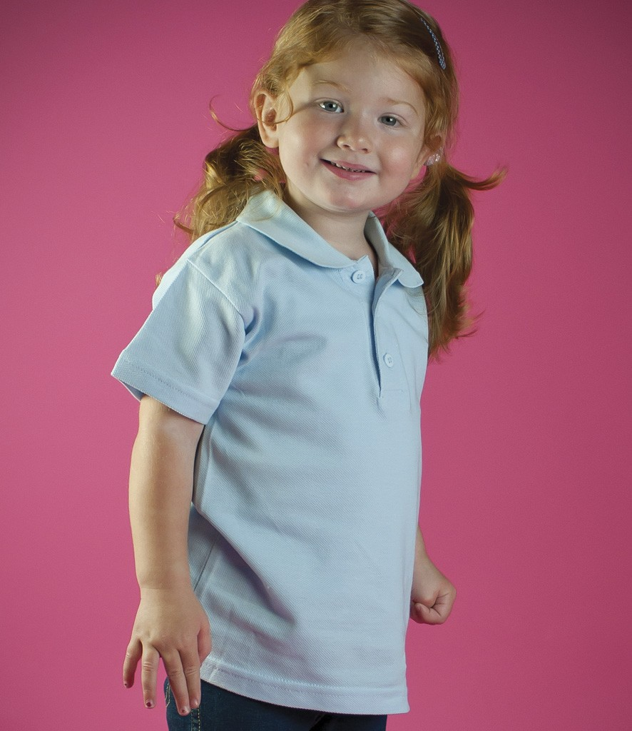 5a1a7c4b5 Larkwood LW40T Baby/Toddler Polo - Toddler & Baby Clothing - Kids ...