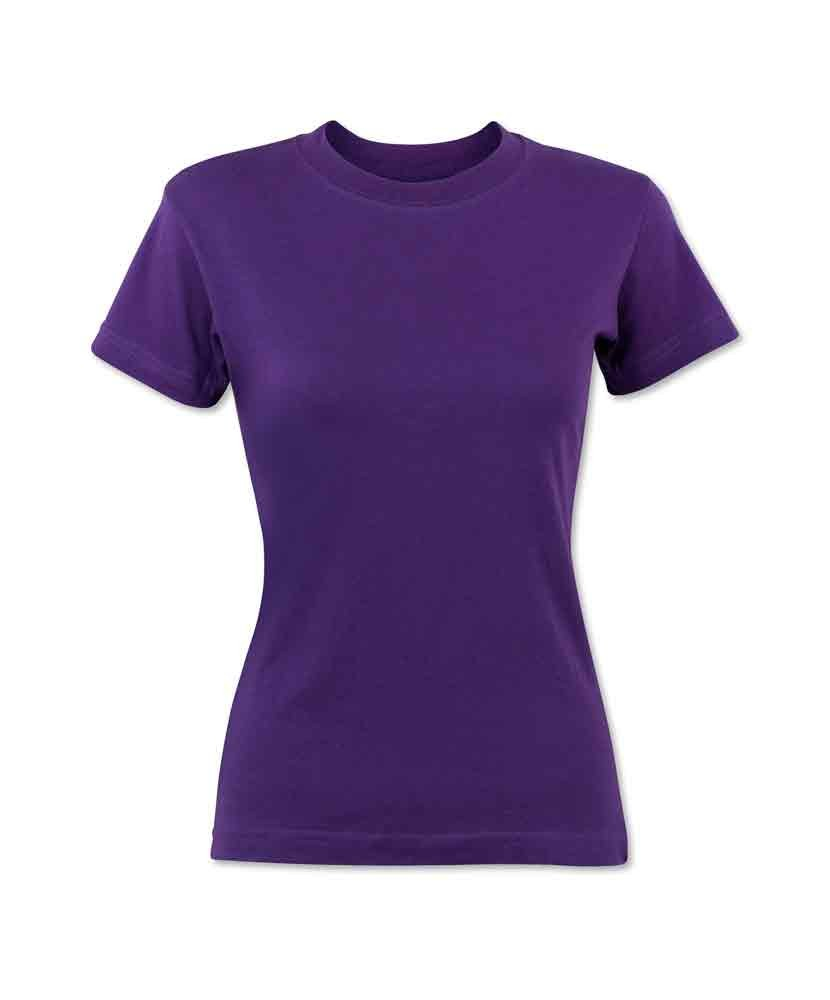 Alexandra Women's T-Shirt - Womens Plain T shirts - Women's T ...