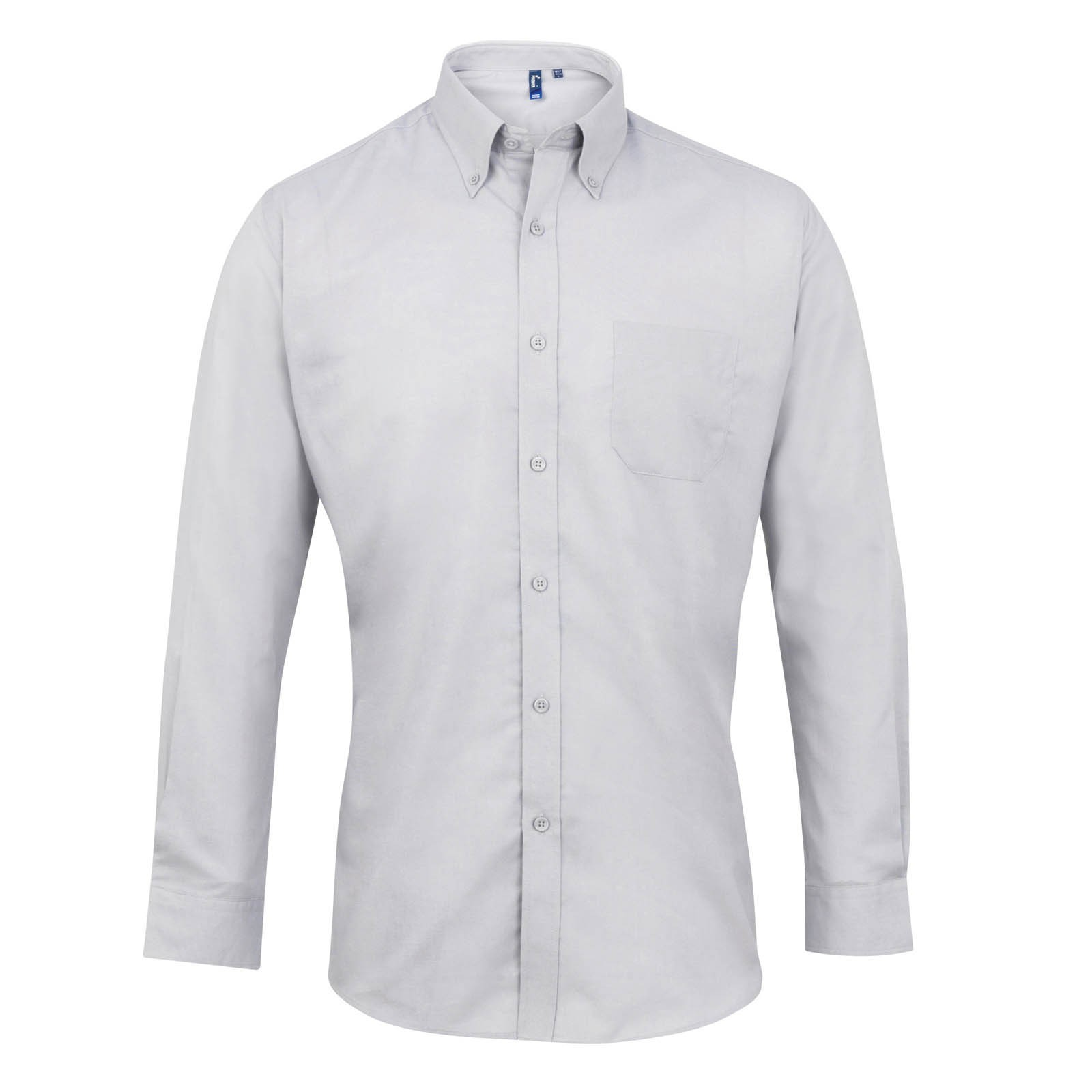 0aef8553e2f Premier Signature Long Sleeve Oxford Shirt - Long Sleeve Oxford ...
