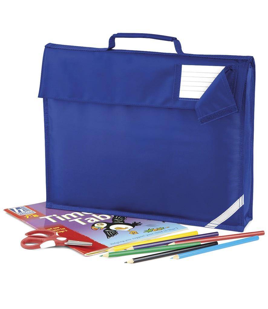 56f8b1cdb035 Quadra QD51 Book Bag - Book Bags Document Bags and Portfolios - Bags ...