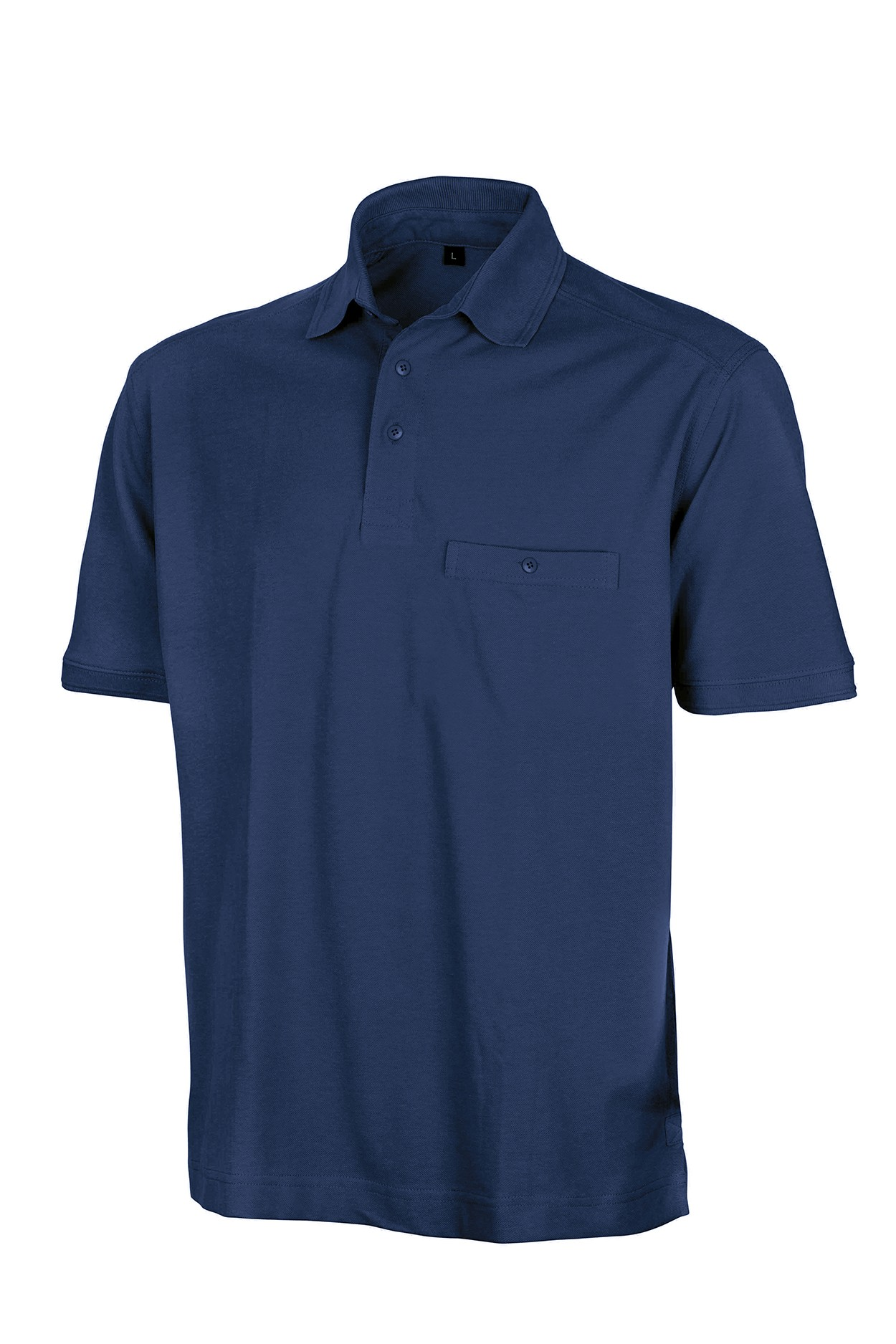 ... Result Work-Guard Apex Polo Shirt Navy ...