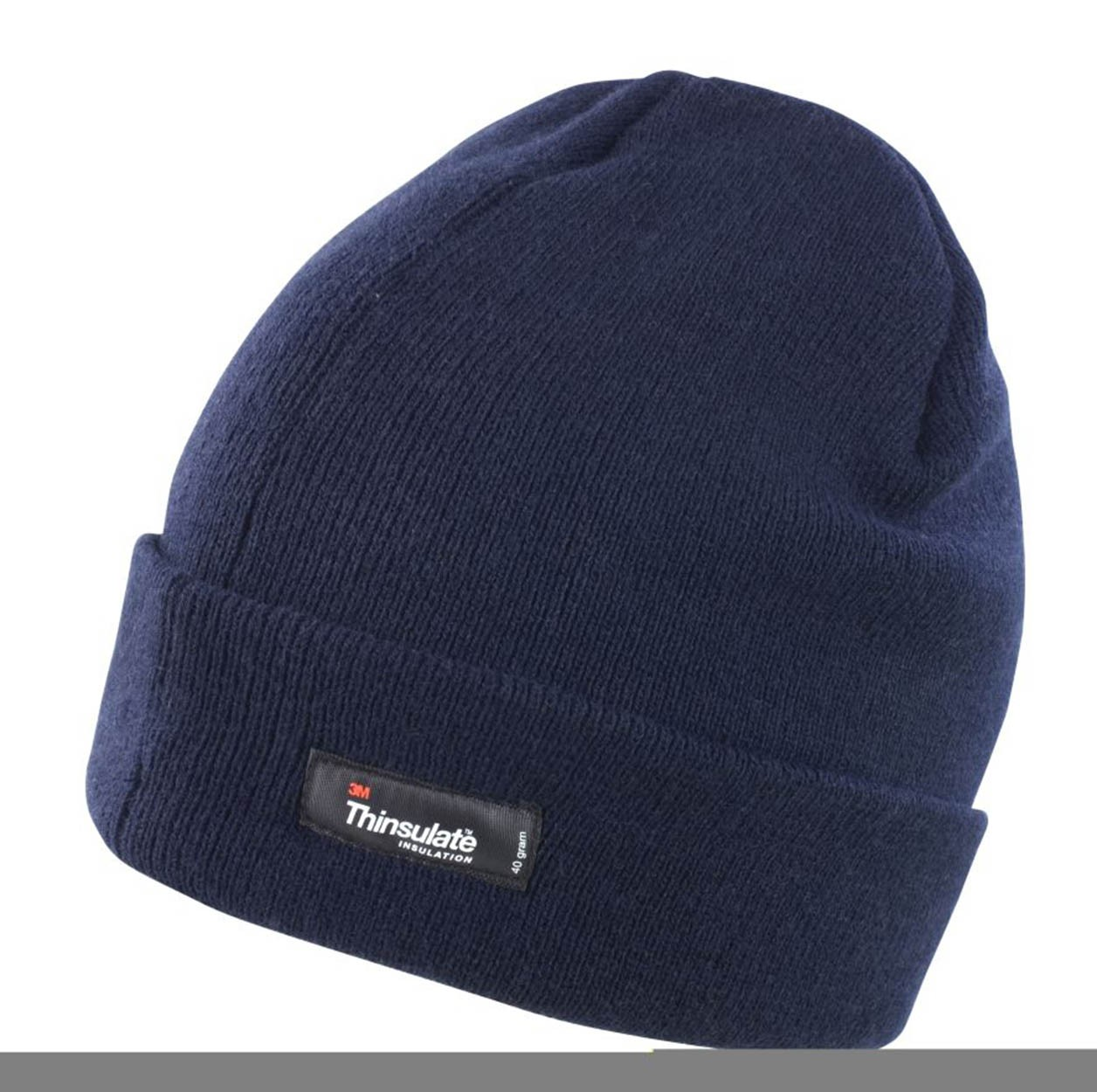Result RC133 Lightweight Thinsulate Hat - Knitted Hats Fleece Hats ... 406432eaa75