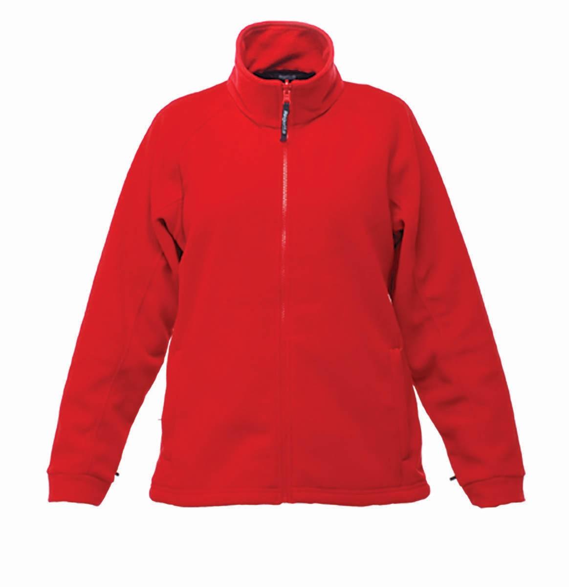 Regatta Ladies Thor III Fleece Jacket TRF541 Pink