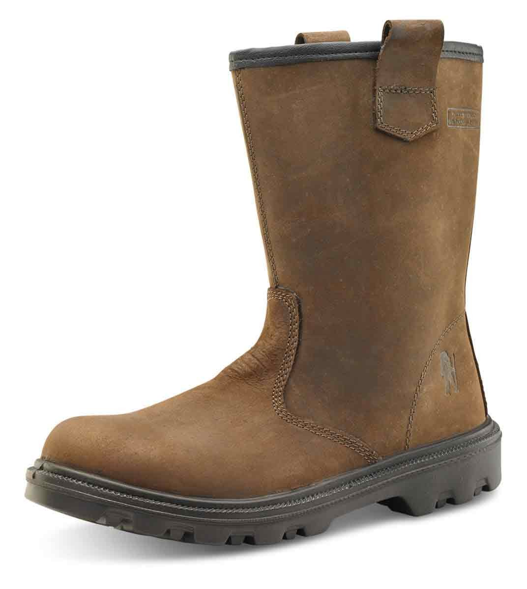 Pied Click Rigger Size Homme 10 Gris Trente 41 Sherpa Standard Boot OgFWIdxqw