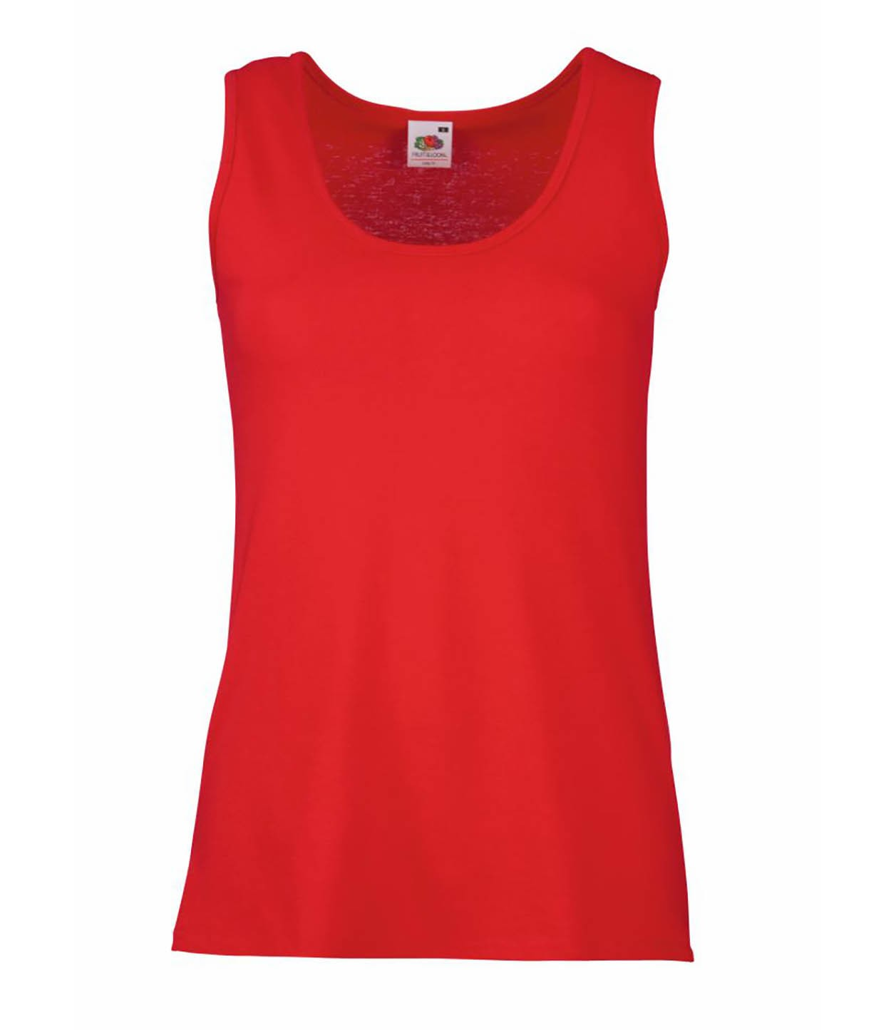 a0fcf4e2 Fruit of the Loom SS704 Lady Fit Value Vest - Women's Sleeveless T ...