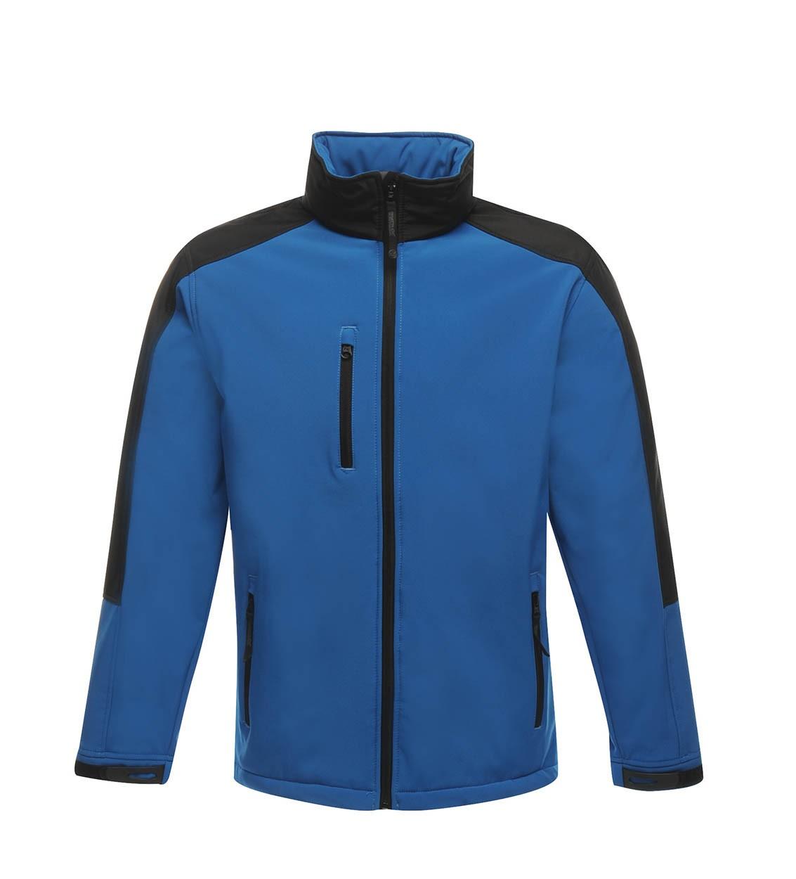 Regatta Mens Classic 3-Layer Soft Shell Long Sleeve Jacket