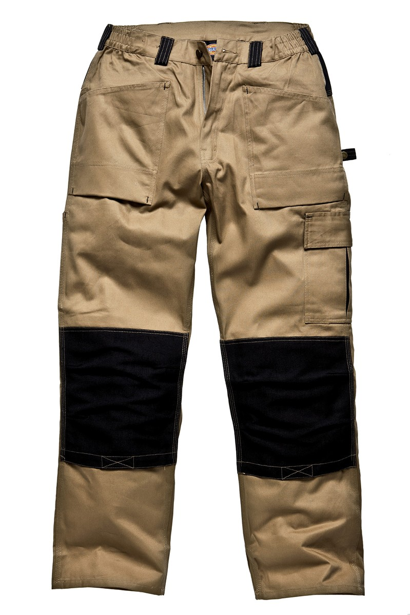 0210b8fe2e8 Dickies WD4930 Grafters Duo Tone 290 Trousers - Work Trousers ...