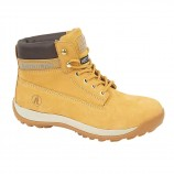 Amblers Steel Safety Boot Honey