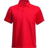 Acode 1721 Heavy Pique Polo With Pocket