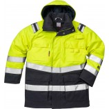 Fristads Flamestat high vis winter parka cl 3 4086 ATHR