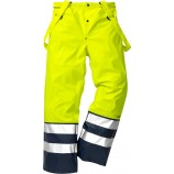 Fristads High vis rain trousers cl 2 2625 RS