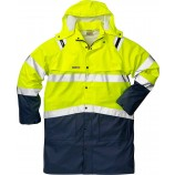Fristads High vis rain coat cl 3 4634 RS