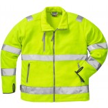Fristads Fleece Jacket Cl 3 4400 Fe