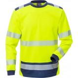 Fristads High vis longsleeve t-shirt cl 3 7724 TPR