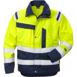 Fristads High vis jacket cl 3 4129 woman PLU