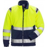 Fristads High vis fleece jacket cl 3 4041 FE