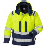 Fristads High vis Airtech winter jacket cl 3 4035 GTT