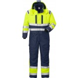 Fristads High vis Airtech winter coverall cl 3 8015 GTT