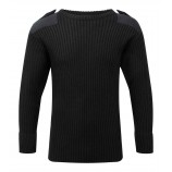 Fort Workwear 120 Crew Neck Combat Jumper