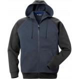 Acode hooded sweat jacket 1757 DF