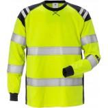 Fristads Flamestat long sleeve t-shirt cl 3 7077 TFLH