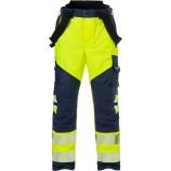 Fristads High vis Airtech® shell trousers cl 2 2515 GTT