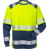 Fristads High vis t-shirt cl 2 7457 THV