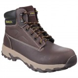 Stanley Tradesman Safety Boot Brown