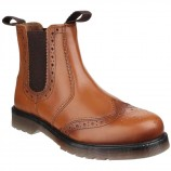Amblers Dalby Brogue Dealer Boot