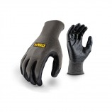Dewalt Nitrile Gripper Gloves