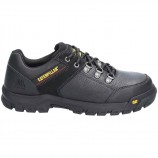 Caterpillar Extension Lace Up Safety Shoe