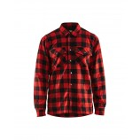 Blaklader 3225 Lined Flannel Shirt