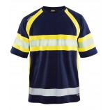 Blaklader 3337 Uv T-Shirt High Vis