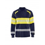 Blaklader 3438 Multinorm Pique Long Sleeves