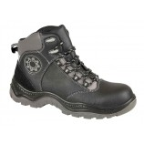 Securityline 4116BK SANSON Lightweight Metal Free Safety Boot