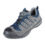 Securityline 4207GR Galivan Blue/Grey Metal Free Safety Trainer