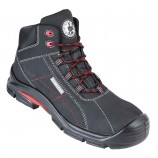 Securityline 4211BK Buteo Lightweight Metal Free Safety Boot