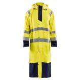 Blaklader 4325 Rain Coat High Vis Level 1